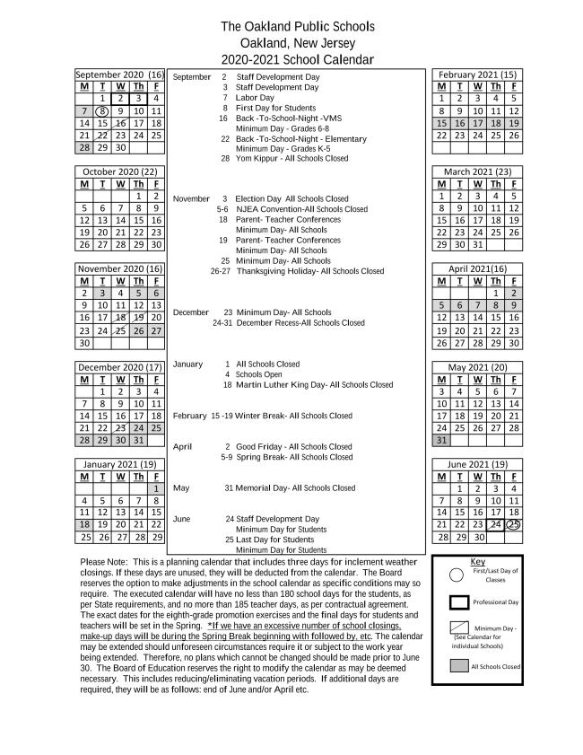 District School Calendar 2020-2021 with regard to Penn Hills School District 2021-2020 Calendar