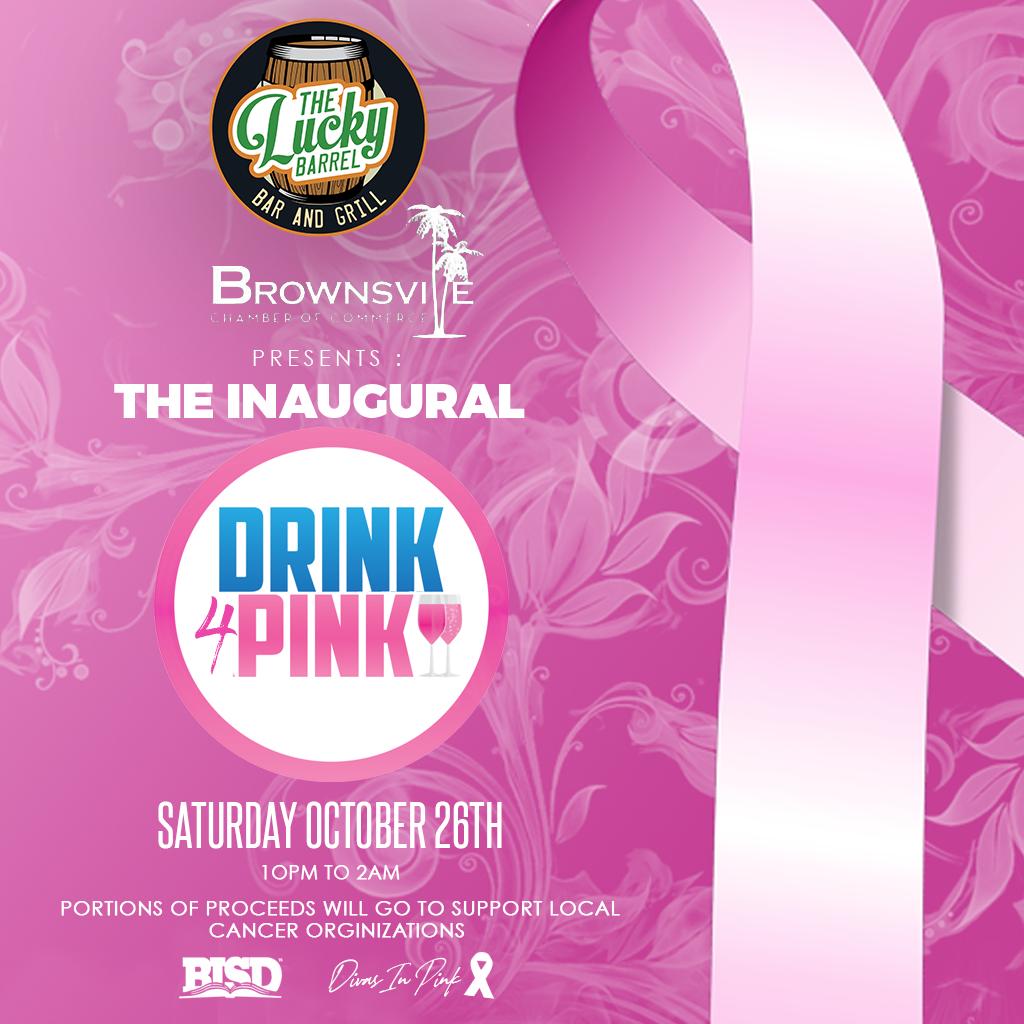 Drink 4 Pink – Vbr In Brownsville Independent School Calendar