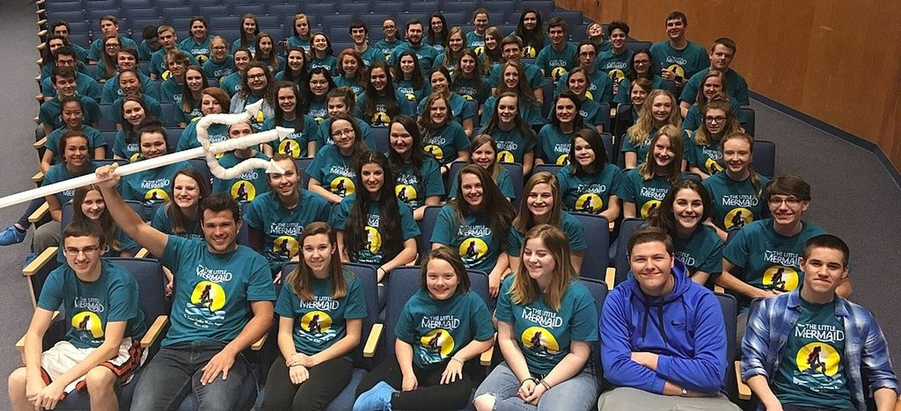 High School Musicals 2017: Jordan Elbridge High School Inside North Syracuse School District Calendar