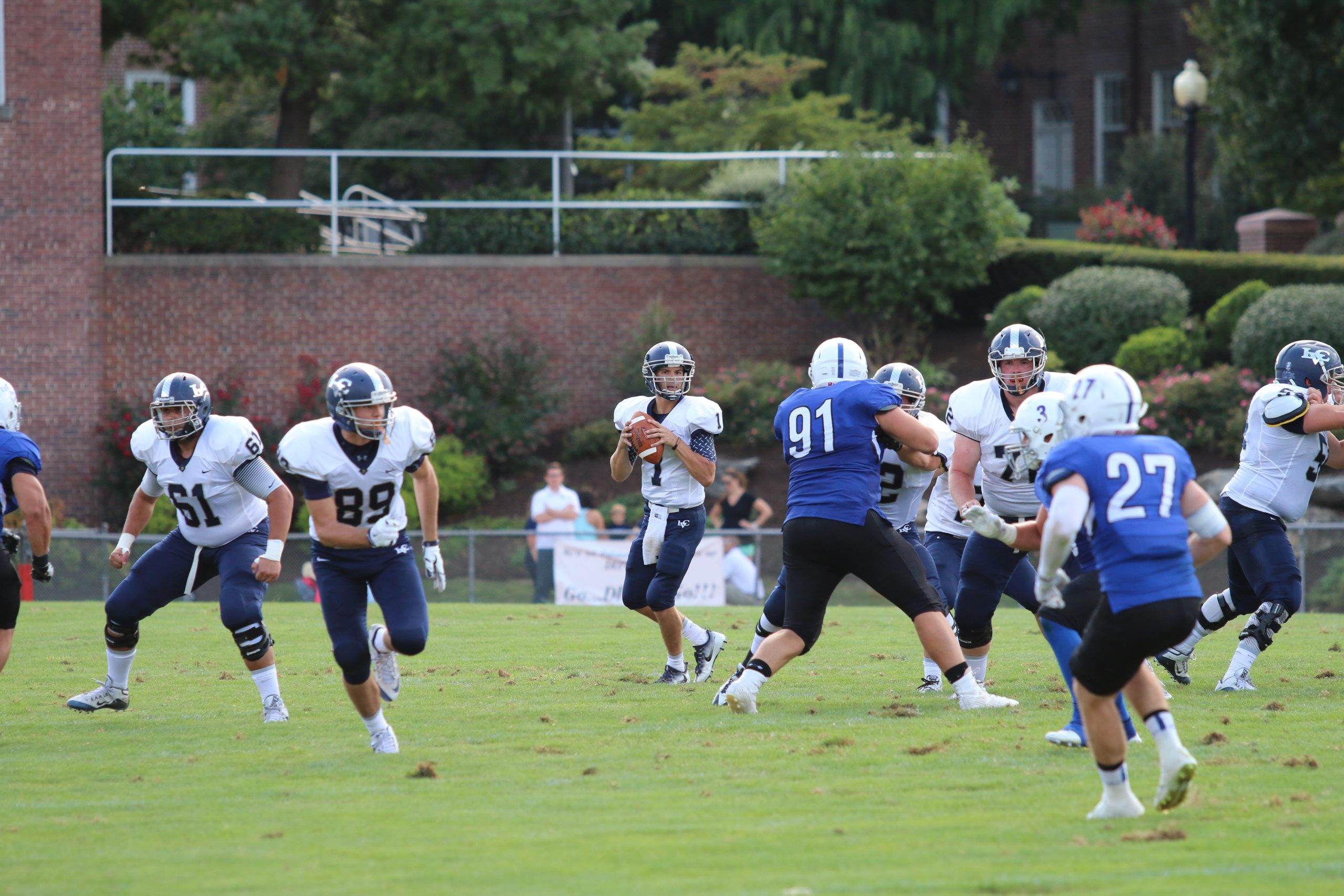 Lvc Football Vs. Franklin & Marshall College | Sep 2, 2017 Within Franklin And Marshall Academic Schedule