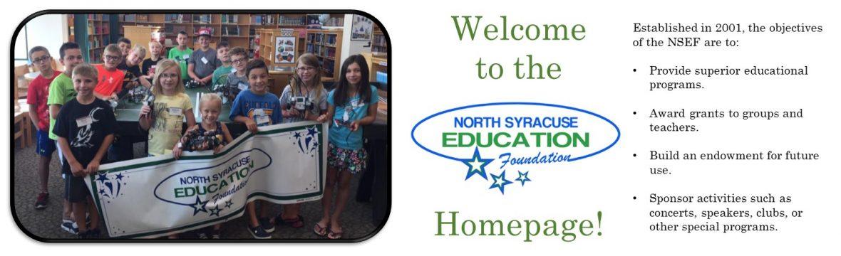 Nsef – North Syracuse Education Foundation Pertaining To North Syracuse School District Calendar