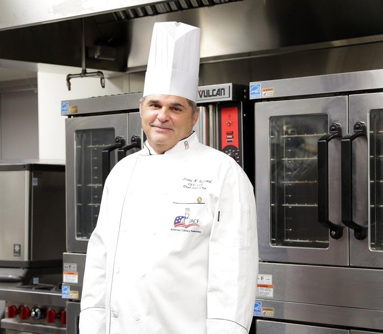 Raymond Named Director Of Culinary Arts At Ozarka Inside Culinary Institute Of America School Calendar
