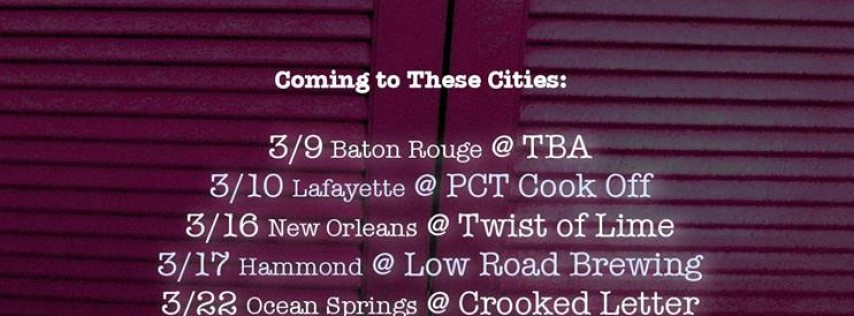 Self Help Tour At Crooked Letter, Mississippi Gulf Coast In Events 2021 Jackson Ms