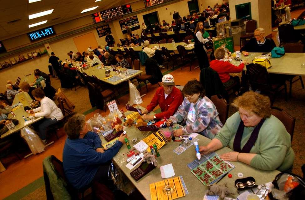 The Call Of Bingo Fades In Turning Stone Ny Bingo Sche