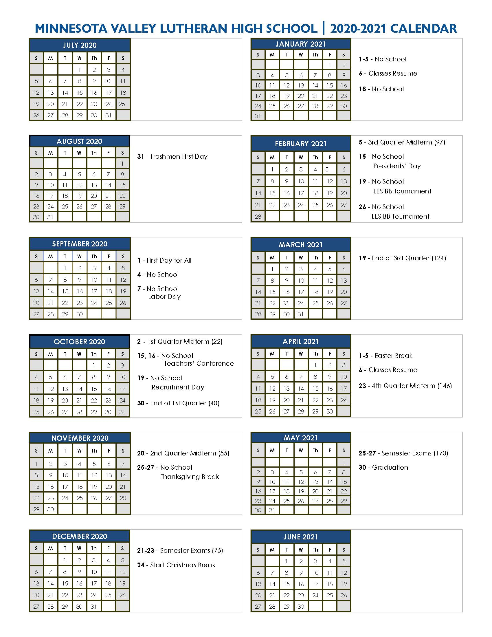 The University Of Arizona Academic Calendar Inside University Of Minnesota School Calendar 2021