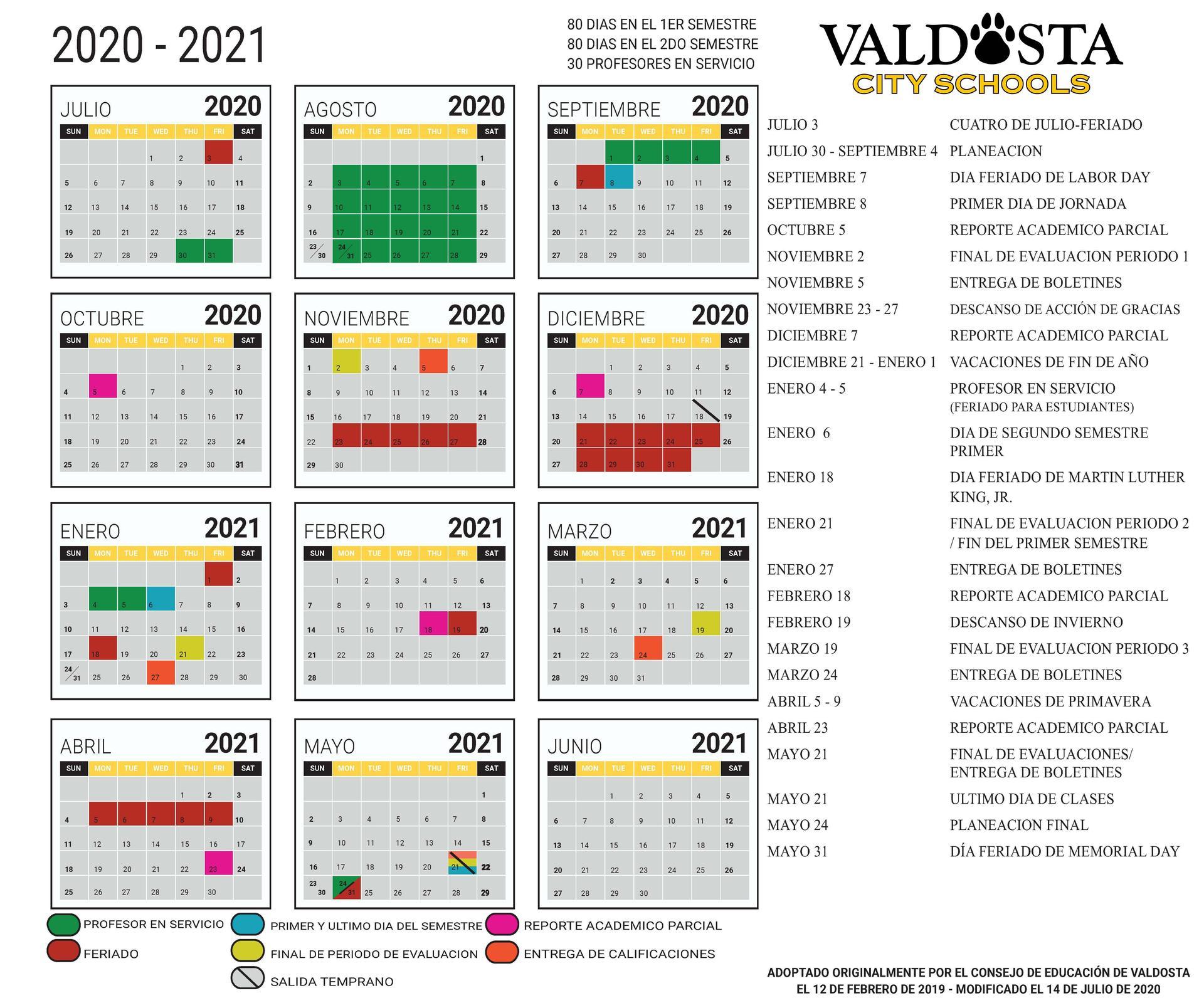 Uga Academic Calendar 2021 2022 throughout Academic Calendar For Delaware State