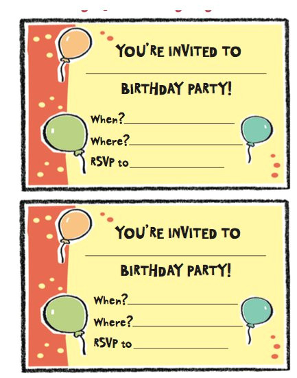 Ve Day Party Invitation Template | Wmmfitness In Word Of The Day Template