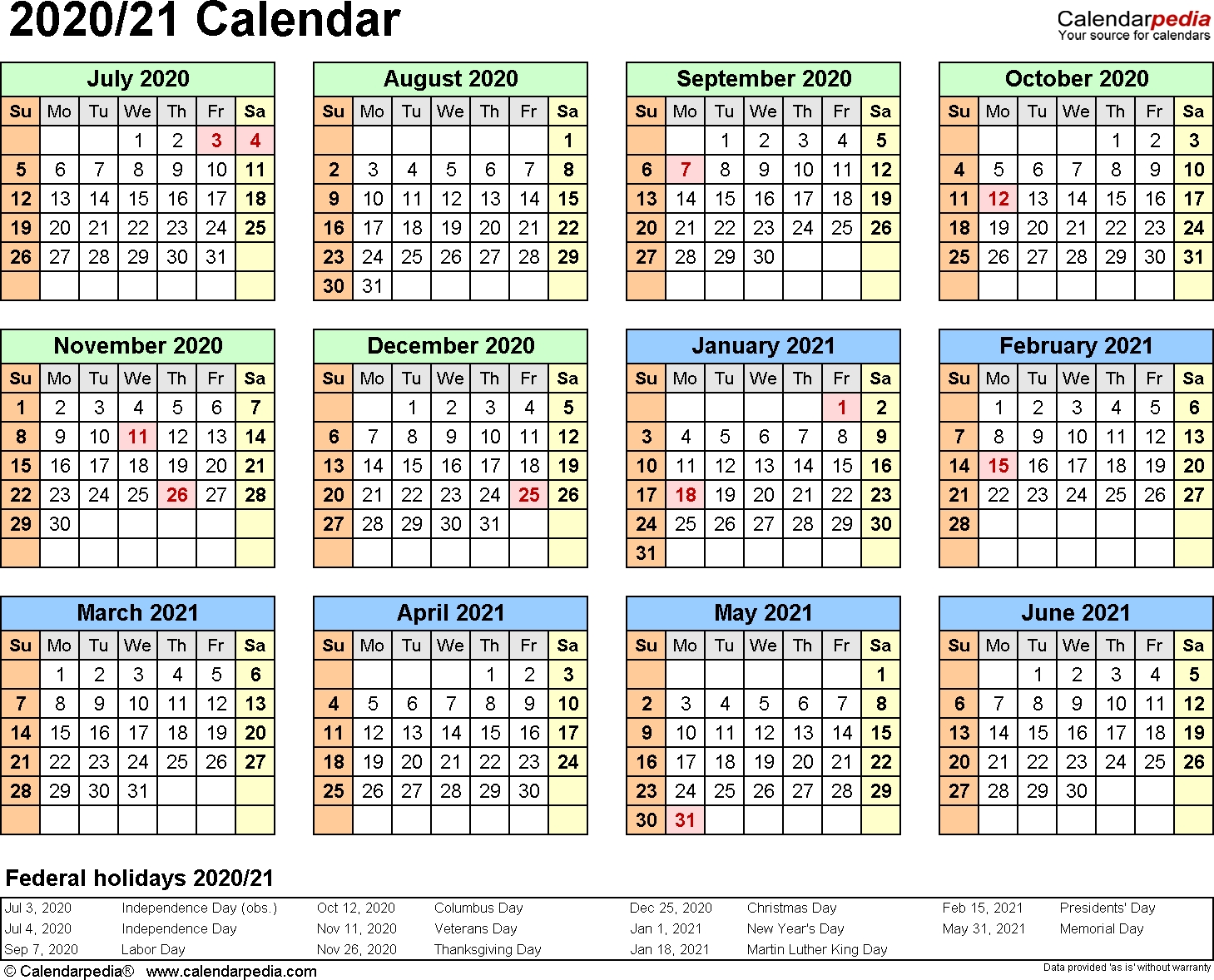 Year Calendar 2020 Special Days – Calendar Inspiration Design Intended For Year Round School Calendar Sample