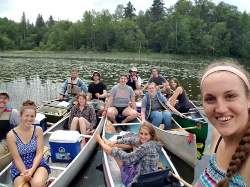 Young Adult Canoe Trip Grand Rapids Evangelical Free Pertaining To Grand Rapids Mn Evens Calendar