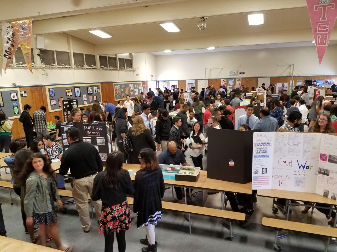 2018 History Night – Rio Del Valle Middle School With Regard To Del Rio High School Schedule
