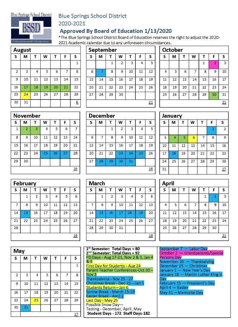 30 Day Challenge Calendar | Printable Calendar 2020 2021 With Fayette County Ga Public Schools Calendar