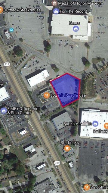 454 Northgate Mall Drive, Hixson, Tn – Vacant Land For Inside 454 Retail Calendar