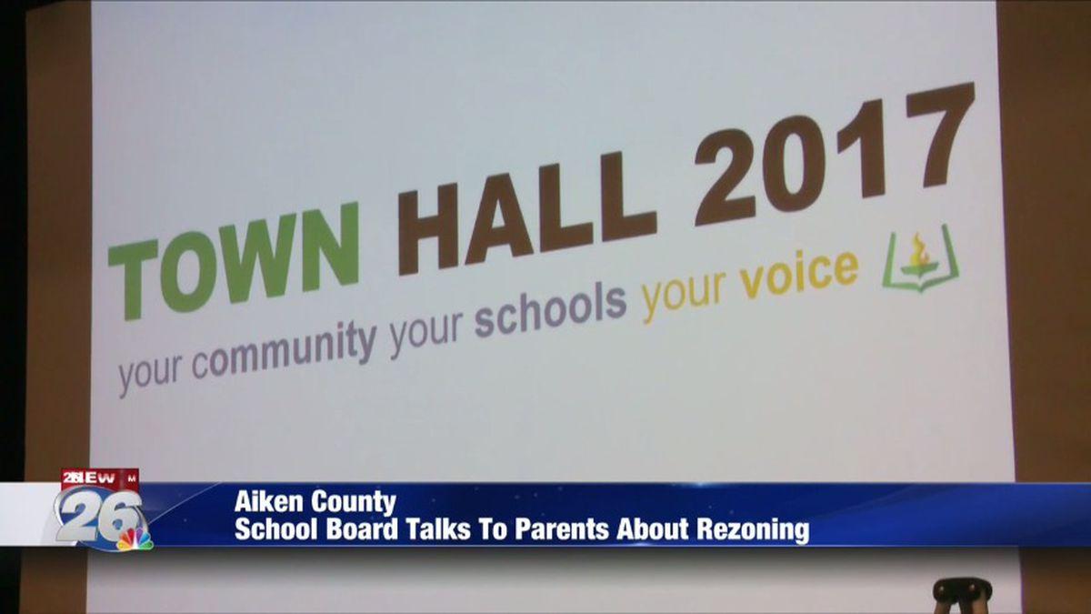 Aiken County Public Schools Considering Rezoning Changes With Regard To Aiken County School Calendat