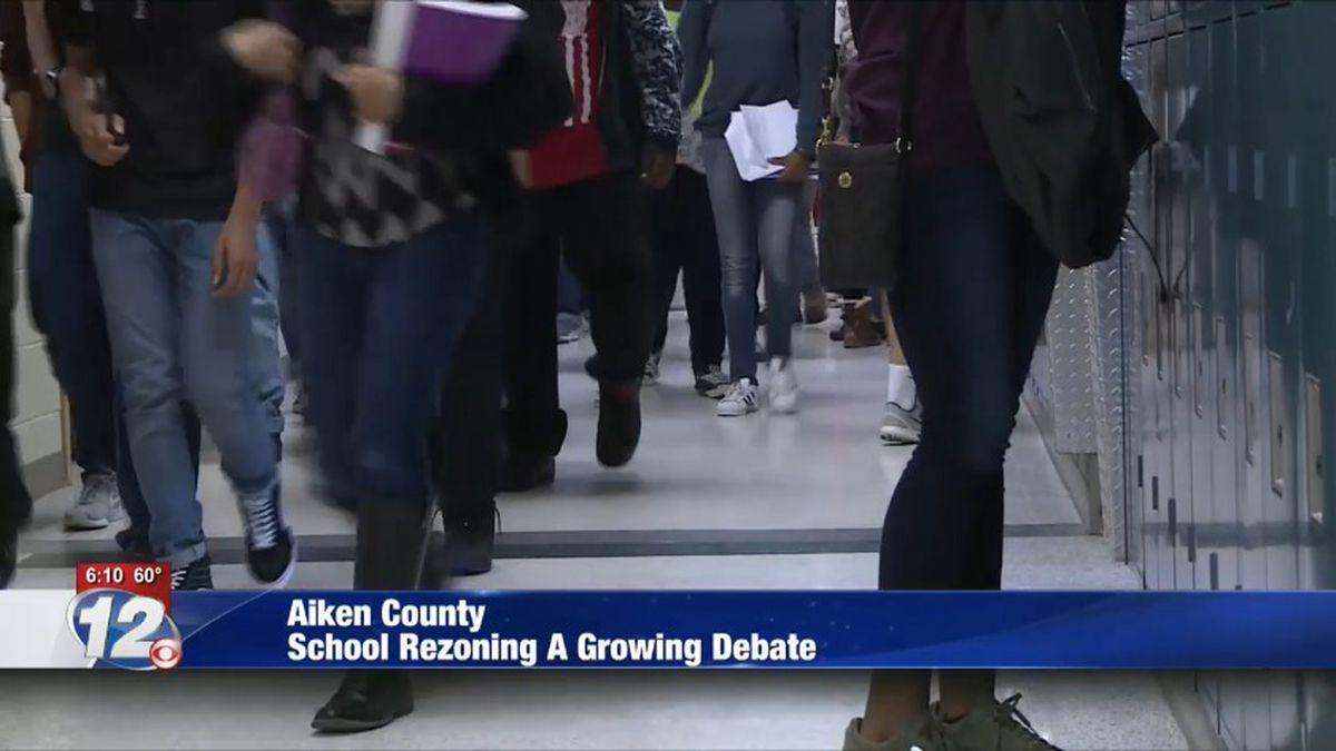 Aiken County School Rezoning A Growing Debate In Aiken County School Calendat