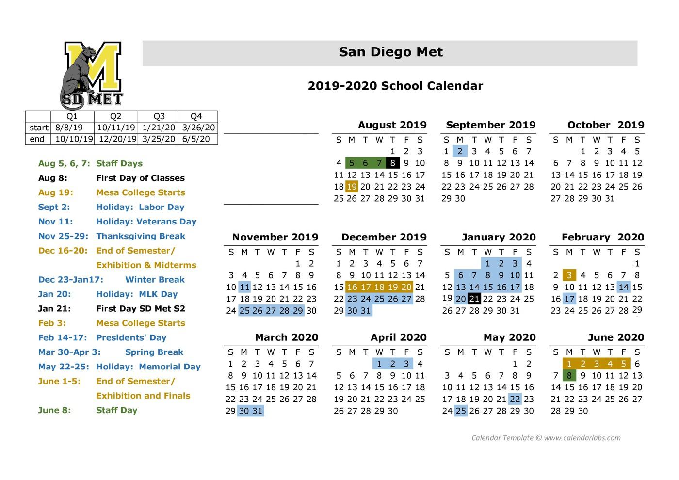 Albany City School District Calendar 2021   Printable For Johnston County School Calendar Year 2021