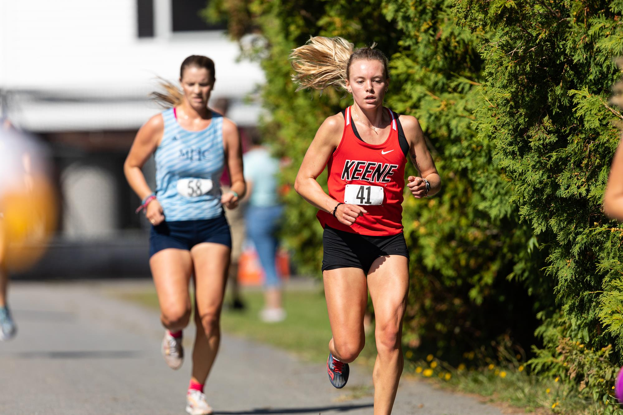 Alexis Gauthier – 2019 – Women'S Cross Country – Keene With Keene State Calender