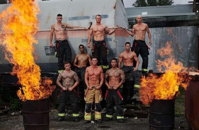 Annual Vancouver Firefighters Calendar Adds Women For 2021 with regard to Houston Fire 2021 Schuele