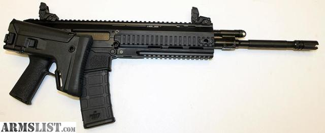 Armslist - For Sale: Bushmaster Acr Enhanced 223 With Acr Case In Point