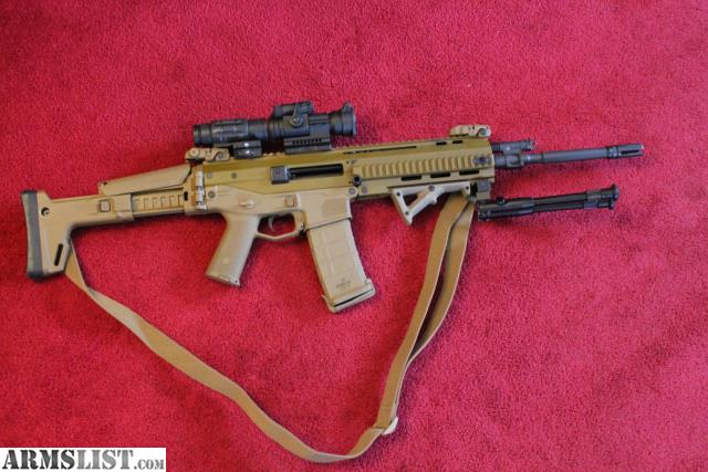 Armslist – For Sale: Bushmaster Acr Enhanced Centerfire With Acr Case In Point