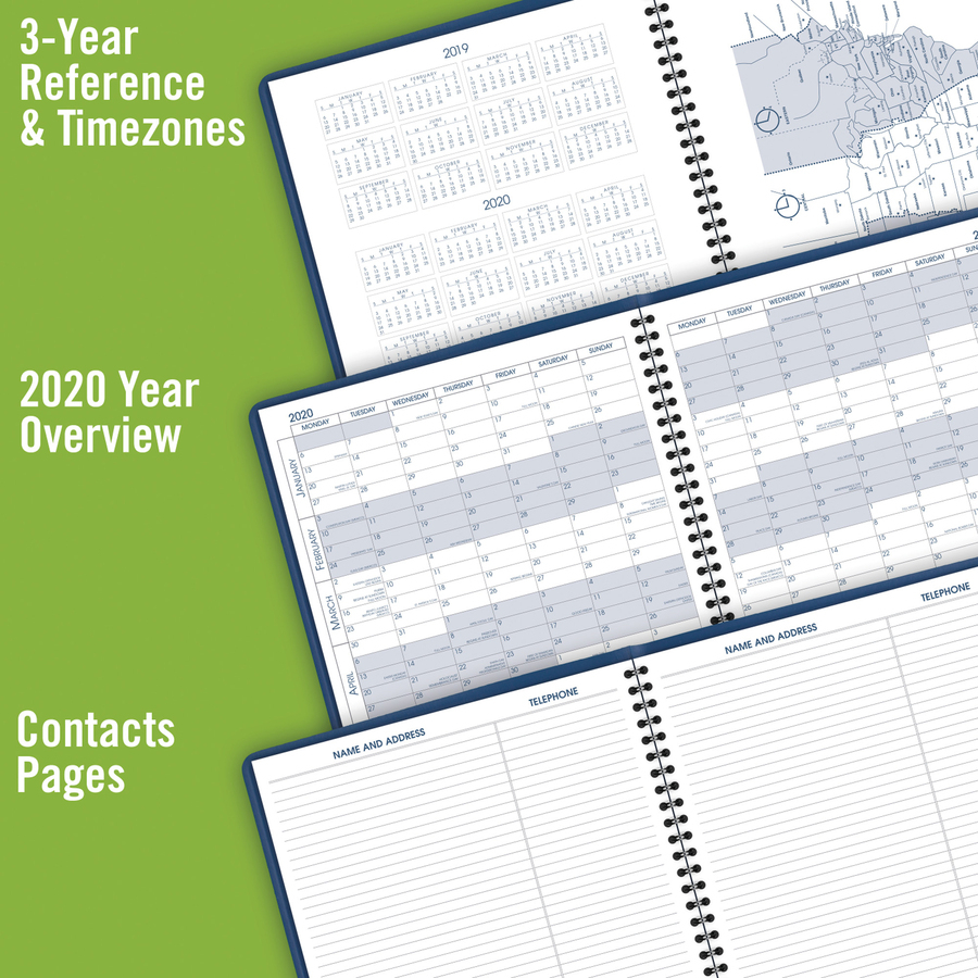 At A Glance Fashion Color Monthly Planner - Julian Dates Intended For Julian Day 2022