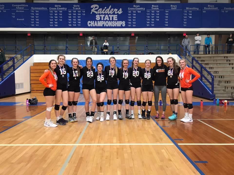 Black Hills Volleyball | Rapid City, Sd Pertaining To Merced City Schools Calendar 2021