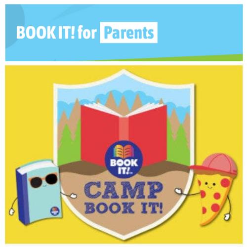 Book It: Free Pizza Hut Pizza For Summer Reading Regarding Pizza Hut Bookit 2022 21 Schedule