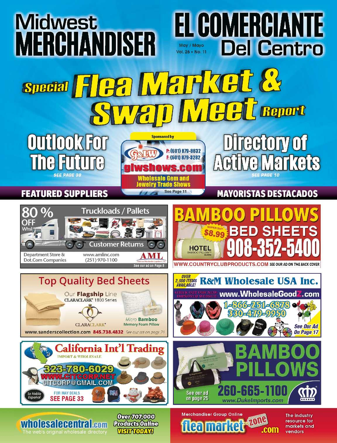 Calaméo - Midwest Merchandiser 05 15 Intended For Ripley For Ripley Mississippi Flea Market Schedule