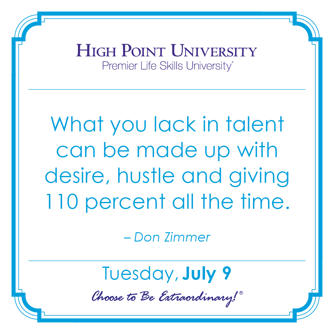 [Calendar] July 9, 2019 | High Point University | High Within Calendars/State.nc.us