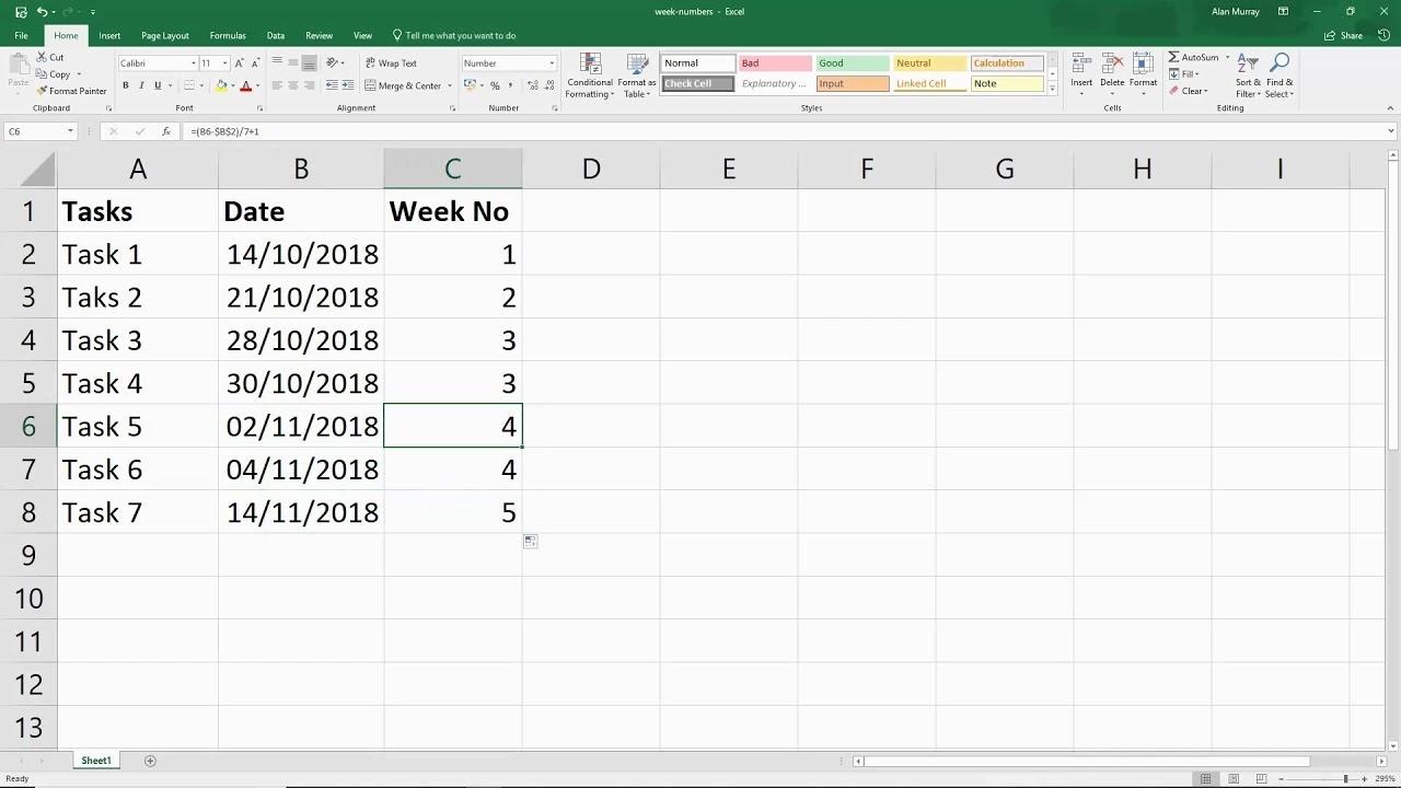 Calendar Week To Date Excel | Ten Free Printable Calendar Throughout Excel Data To Calendar