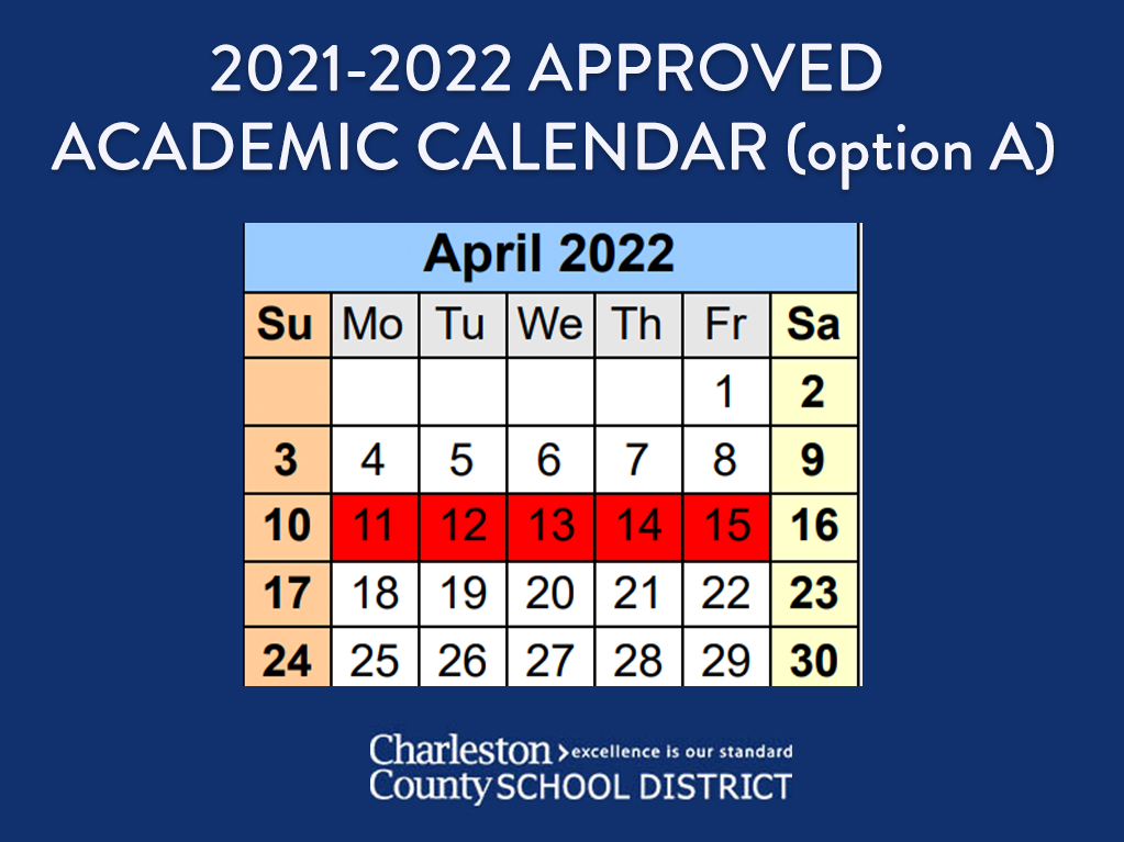 Calendars / Academic Calendar Intended For When Is Spring Break For Dorchester District 2