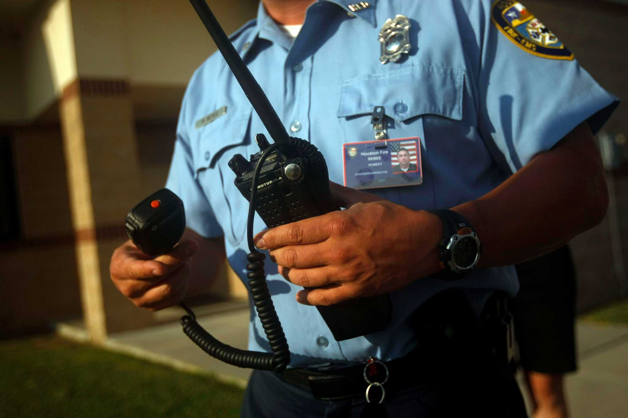 Calling All Cars: The Folks Who Keep Police Radios Humming In Houston Fire Schedule