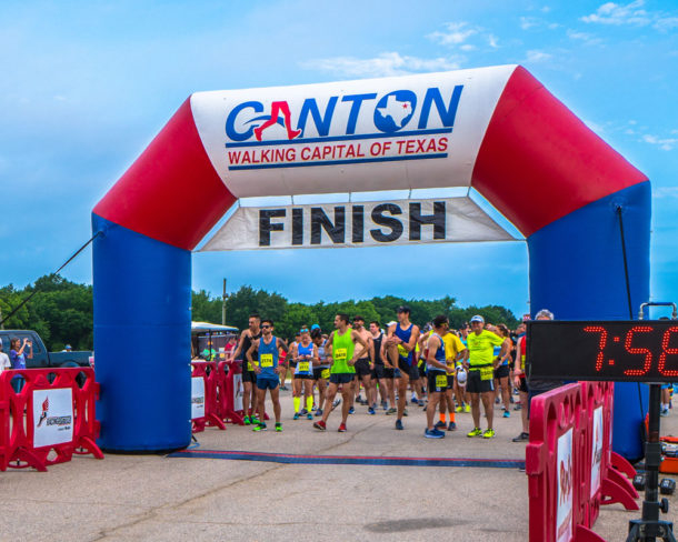 Canton Half Marathon, 10K & 5K - January 3, 2021 - Canton, Tx Pertaining To Canton Trade Days 2021 Schedule