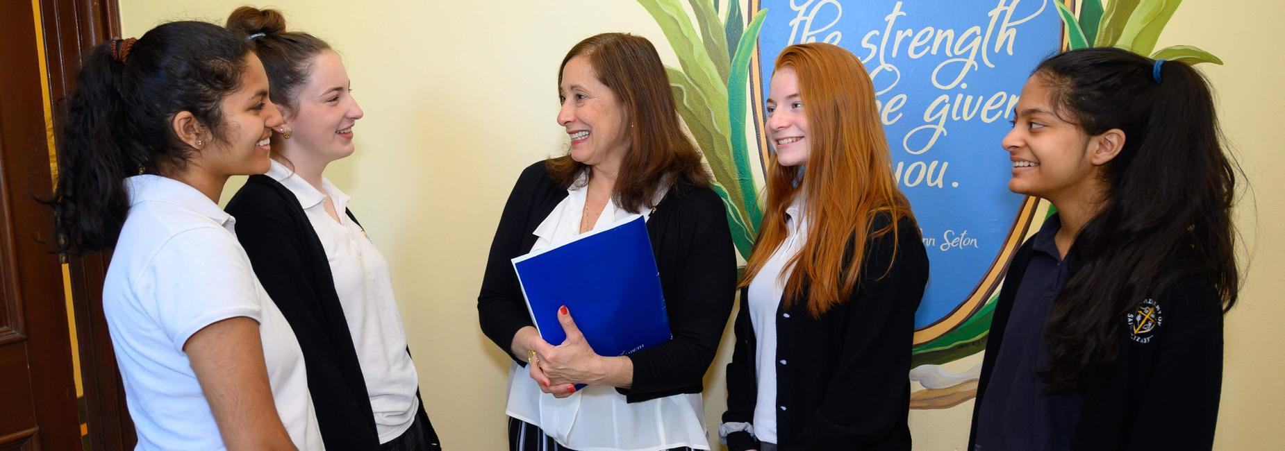 Catholic School - Morristown, Nj - Academy Of St. Elizabeth With Course Catalog University Of Rhode Island