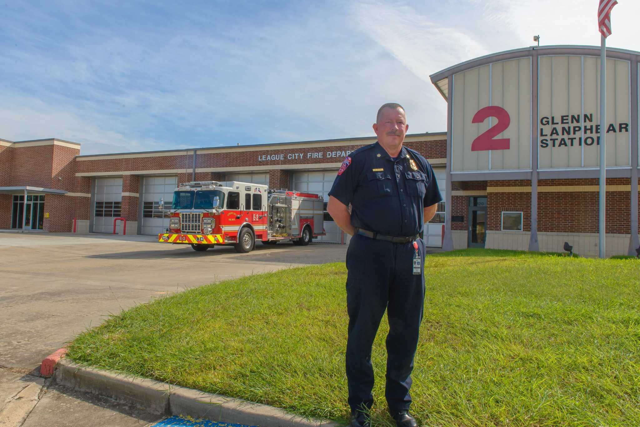 Combined Fire And Ems Station To Improve Service In League throughout Houston Fire Schedule