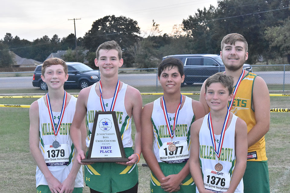 Cross Country – Miller Grove Isd For Miller Place School Calander