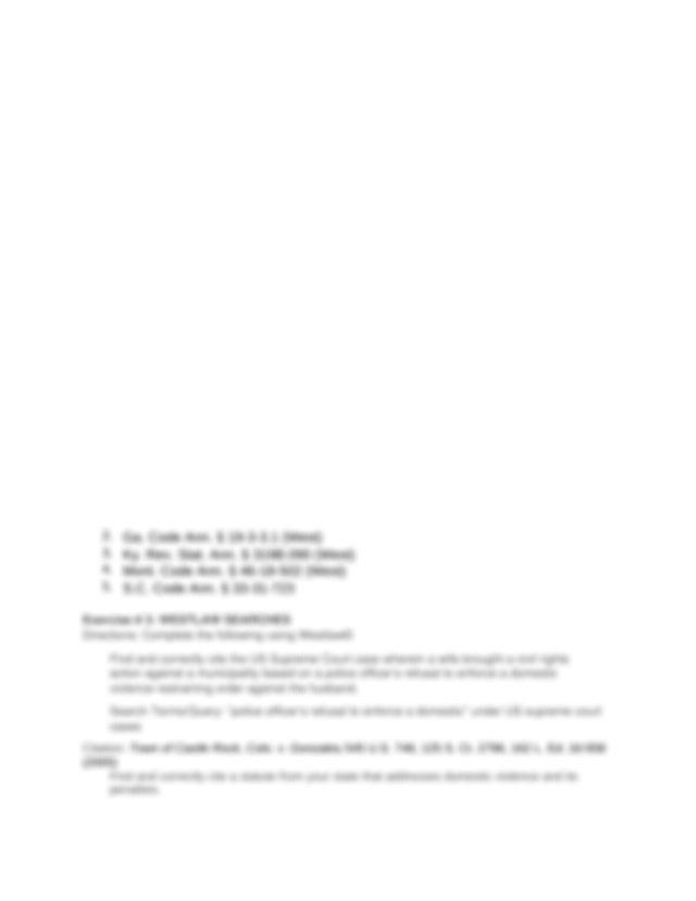 Deborah Desalvo Para2 Bb4.Docx - Exercise#1 Regarding Nc Courts Officer Query