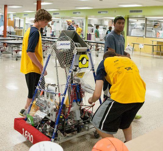 Dewbot Viii Dwhs Summer Demo – Dew Robotics Regarding Downingtow West High School Calendar
