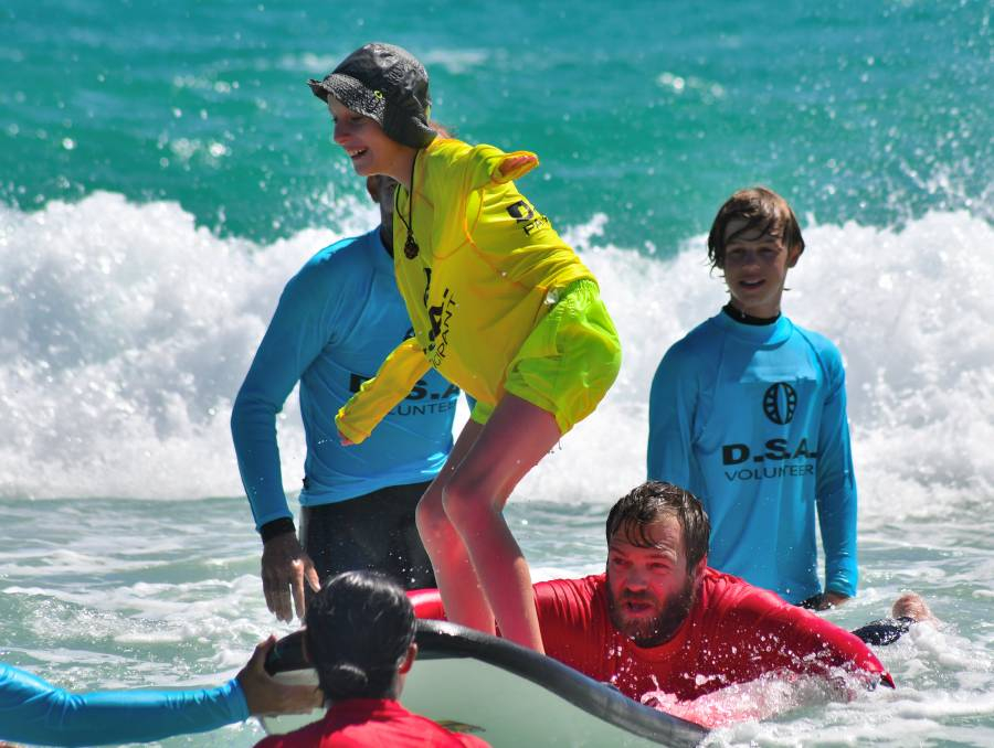 Disabled Surfers Ride Waves At Bunker Bay | Bunbury Mail in Long Beach Washington Events 2021