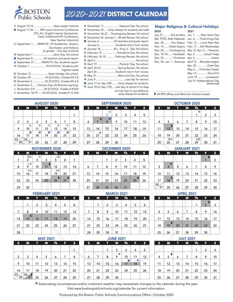 District Calendar - Warren Prescott School Within Warren County Ky 2021 School Calendar
