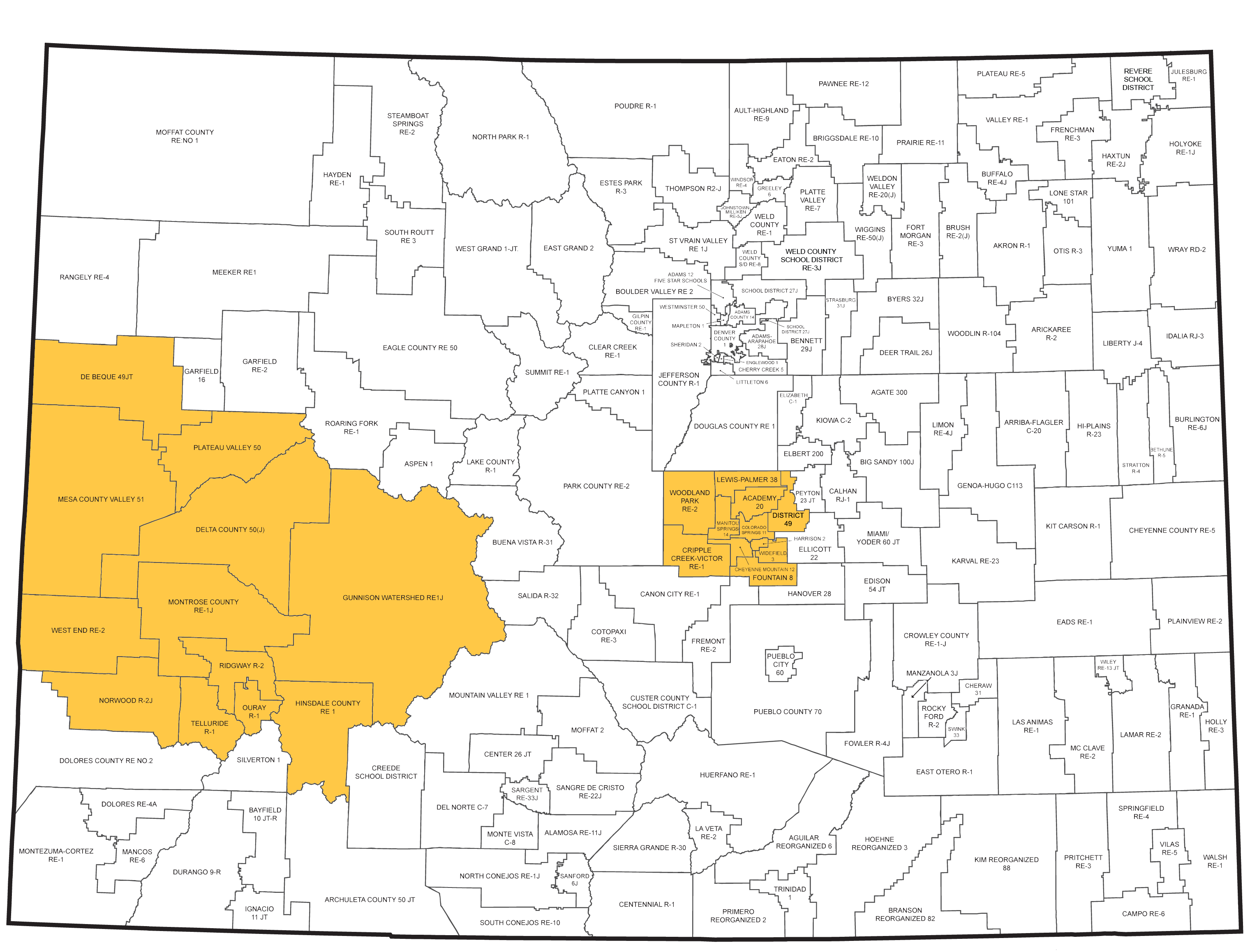 Educator Effectiveness West Central And Pikes Peak Regions With Regard To Colorado Springs District 20 Calendar