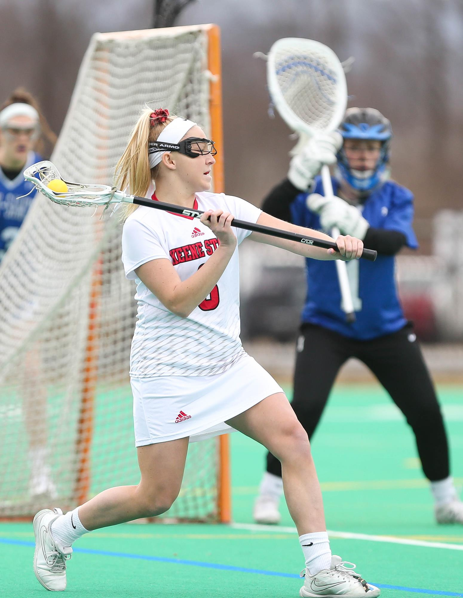 Erica Chareth – 2020 – Women'S Lacrosse – Keene State College With Keene State Calender