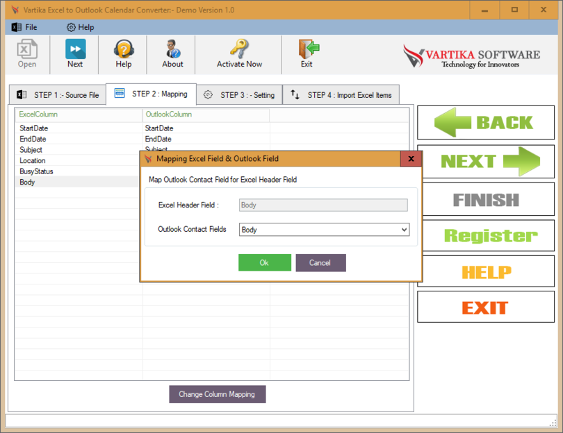 Excel To Outlook Calendar Converter Free Download For Simple Calendar Day Conversion Excel