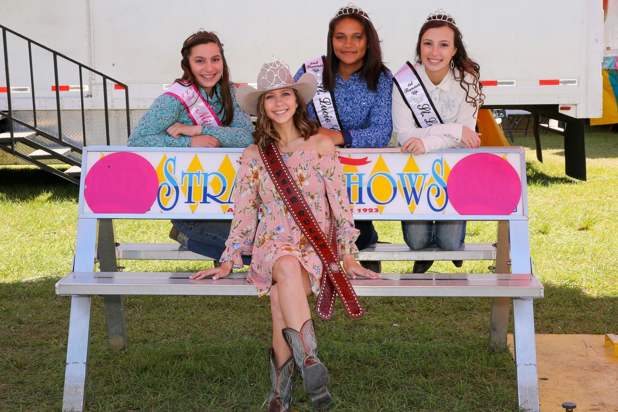 Fair Queen Pertaining To Saint Lucie County School Calendar 2021