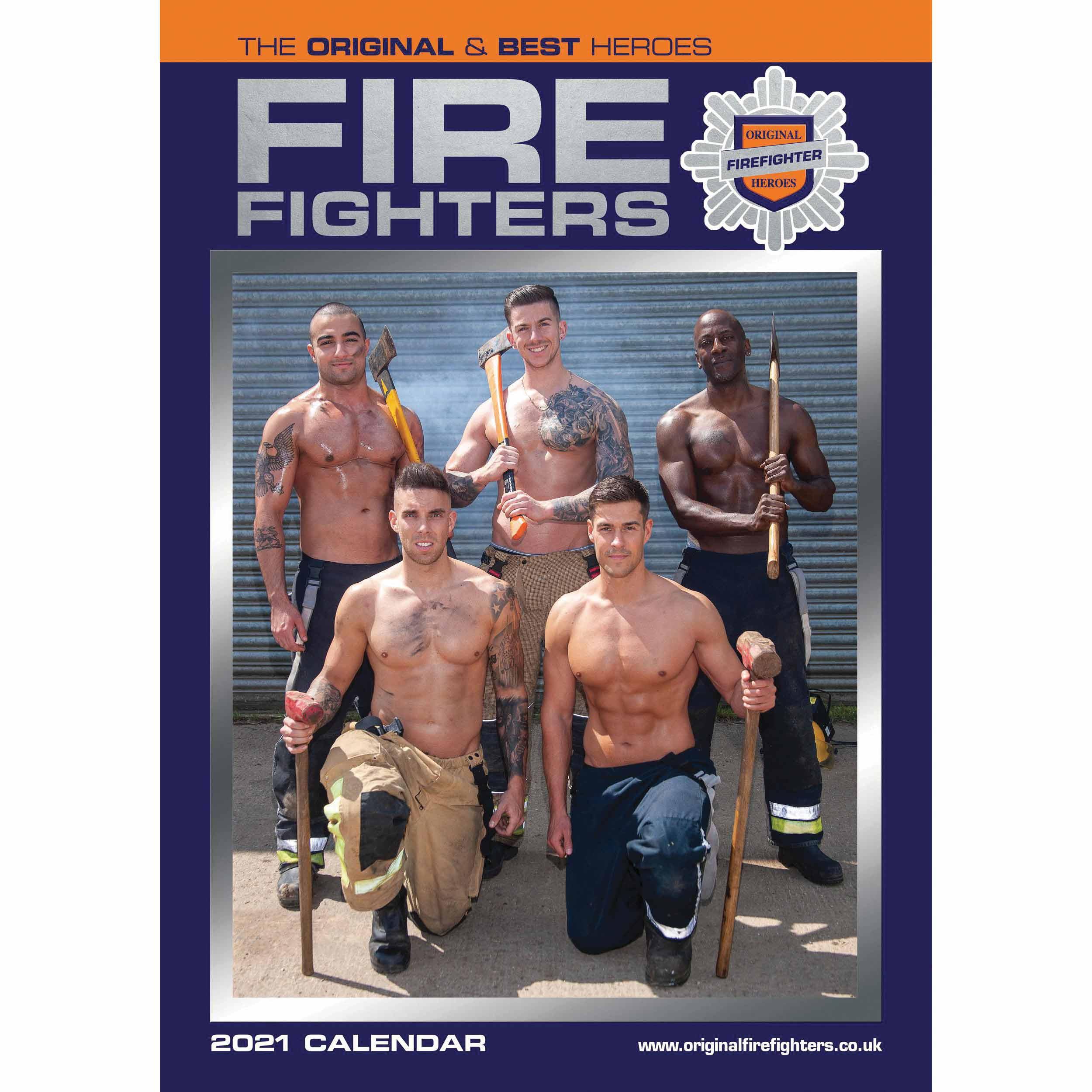 Firefighters A3 Calendar 2021 At Calendar Club Intended For Houston Fire 2021 Schuele