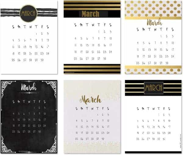 Free Printable March 2021 Calendar | Customize Online With Mexican Calendar Saint Names 2021