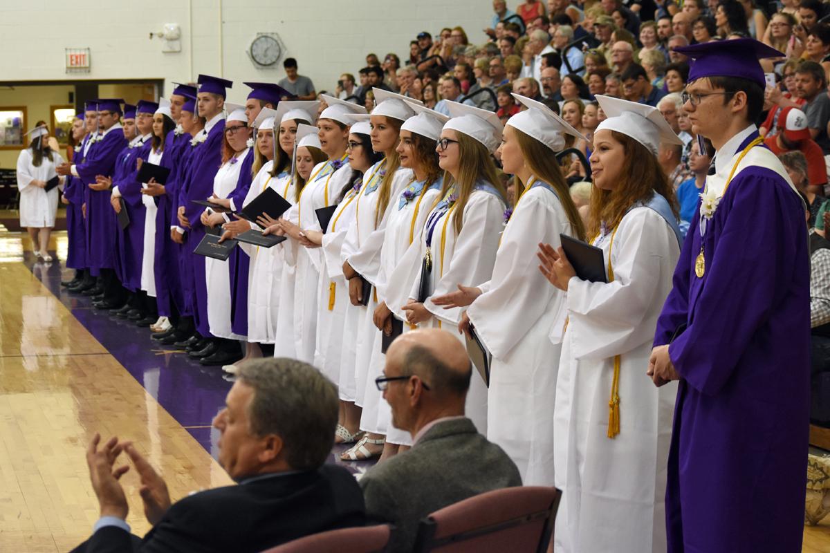 Gallery: 2018 Mount Gilead High School Graduation Throughout When Does Mifflin County High School Gradutation Is