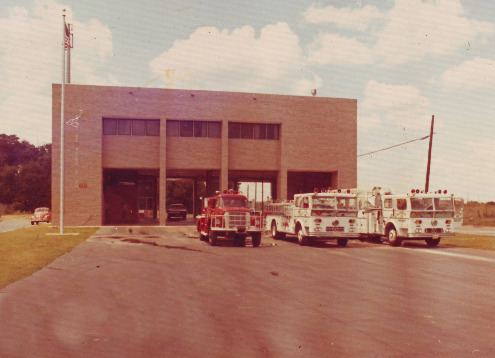 Hfd Fire Station 68 - 1975 » Houston Firehouse 68 For Houston Fire Department Shift Schedule