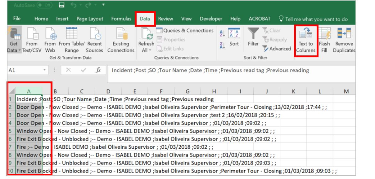 How To Convert Cvs Excel Files (.Csv) To Excel Workbook With Regard To How To Convert Excel Data Into A Calendar In Excel