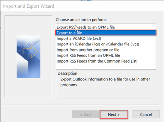 How To Export An Outlook Calendar And Contacts With Regard To Import Calendar From Excel To Outlook