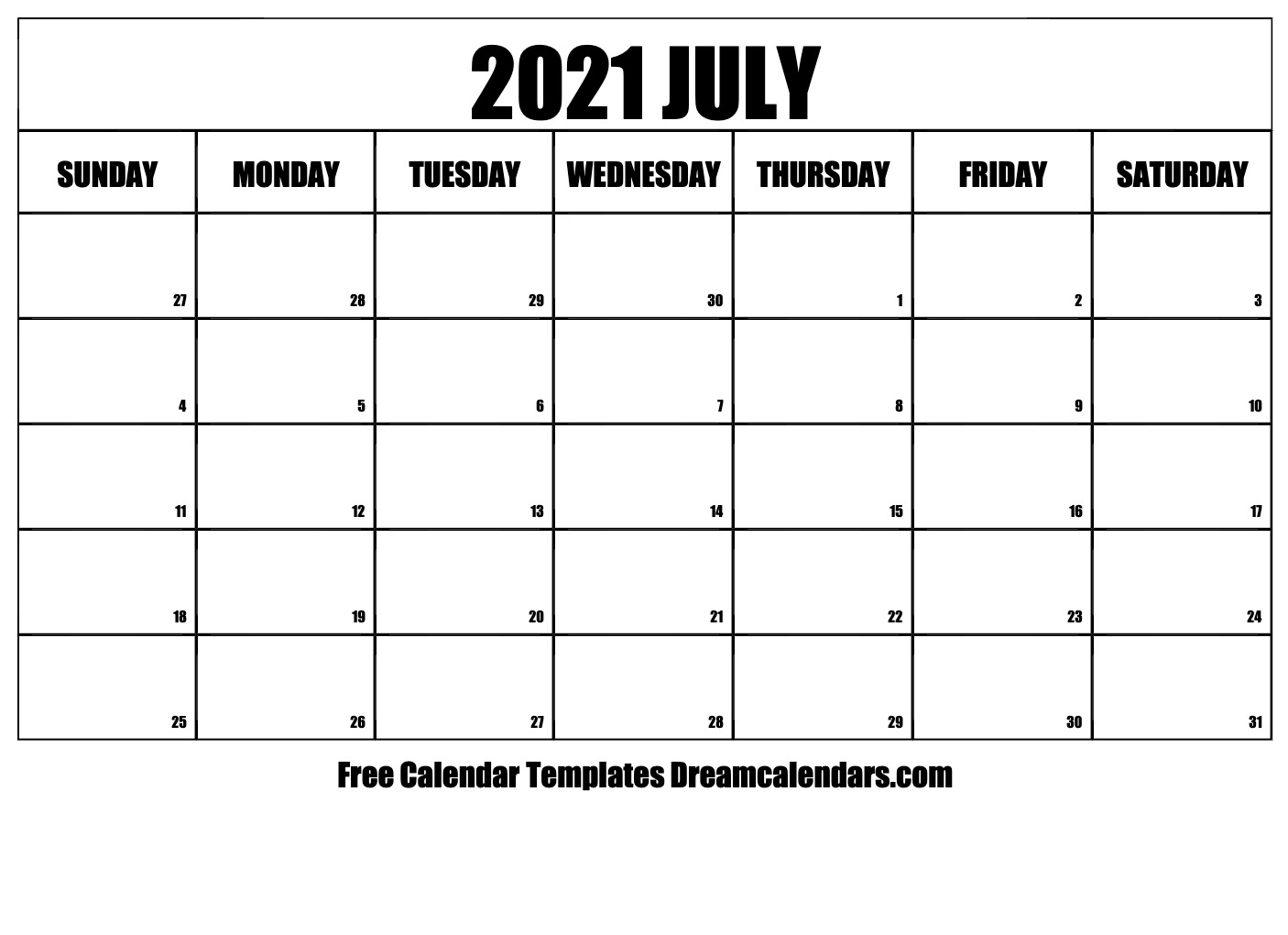 July 2021 Calendar   Free Blank Printable Templates Within Printable Sunrise And Sunset Calander 2021